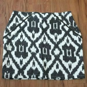 "NWT South Moon Under ""LADAKH"" Gray/Multi Skirt"